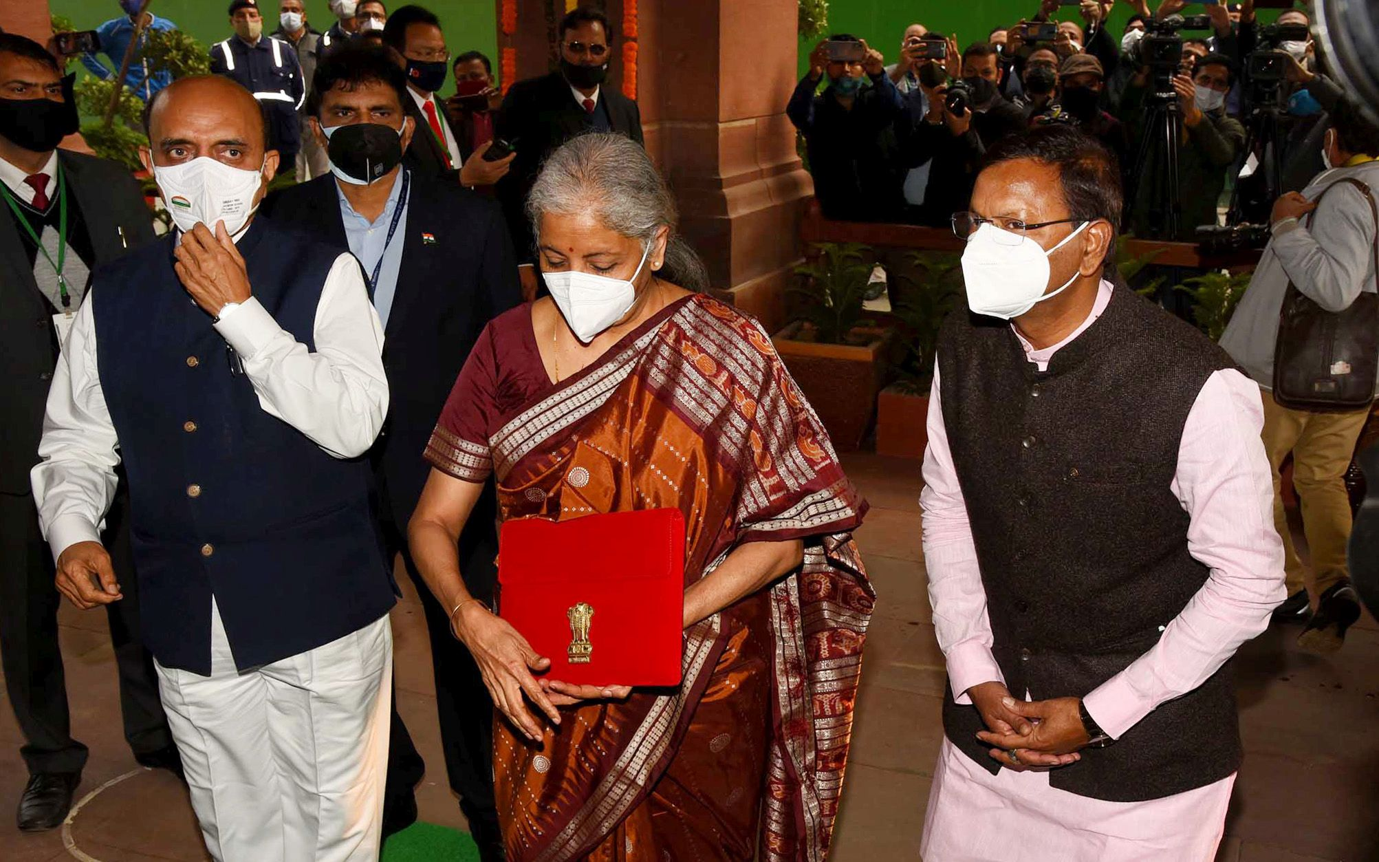 Nirmala Sitharaman Ministry of Finance